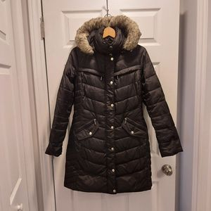 Womens Michael Kors Down Filled Jacket Size Small